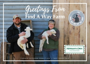 Greetings From Find A Way Farm