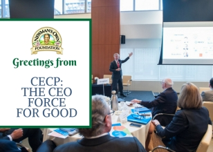 Greetings from CECP